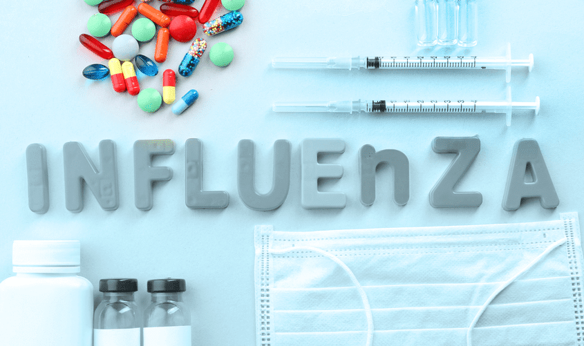 Influenza most commonly known as the flu can be contracted in every part of the world. Depending on your travel destination there could be an ongoing outbreak you need to be prepared.