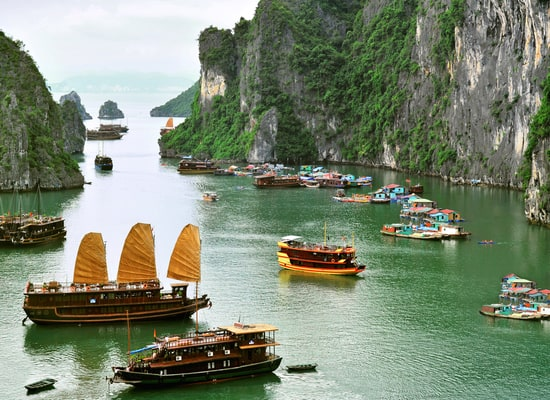 While traveling to Vietnam, please keep in mind some routine vaccines such as Hepatitis A, Hepatitis B, etc.